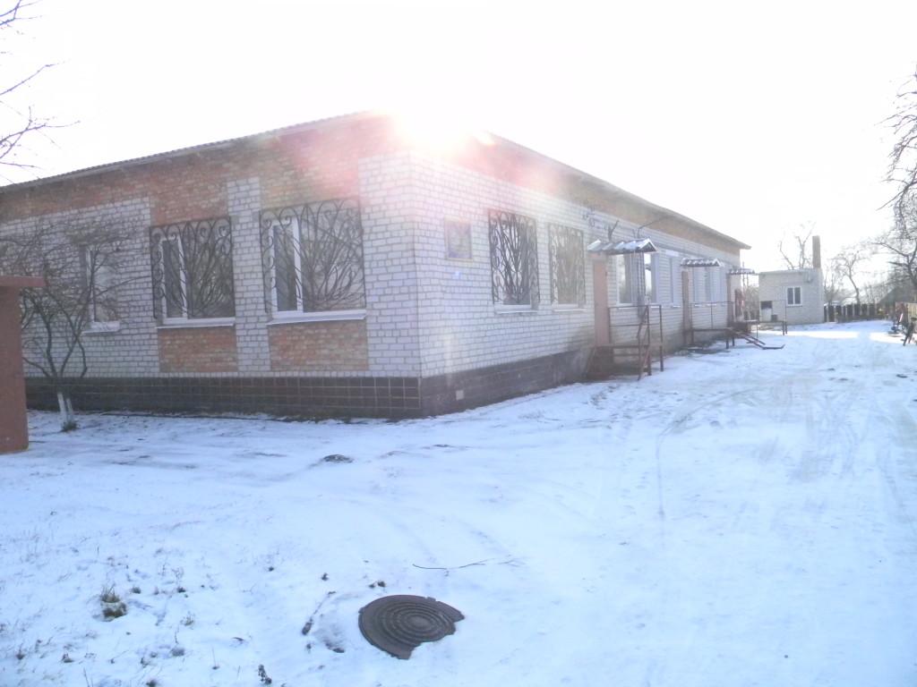Repair of Zapsillya kindergarten and village council buildings