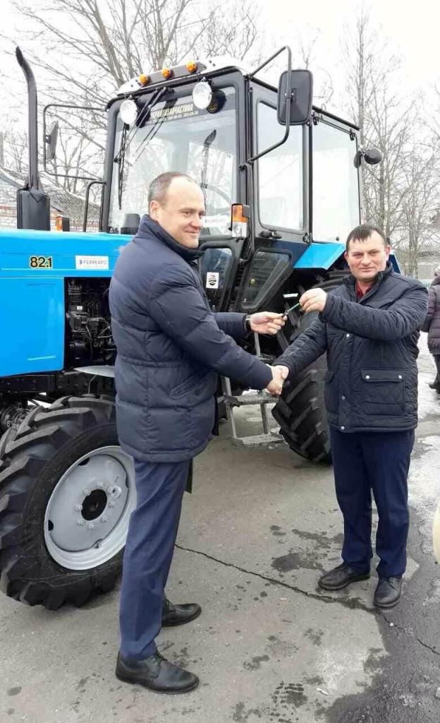 Трактор МТЗ 82.1 - 2017 г. - agroru.com